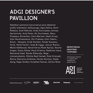 ADGI Designer's Pavilion